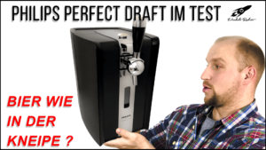 Philips Perfect Draft Bierzapfanlage im Test