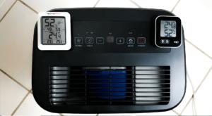 Messgenauigkeit des Comfee Luftentfeuchters im Test