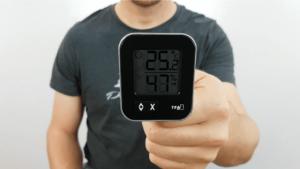 TFA Dostmann in unserem Hygrometer Test